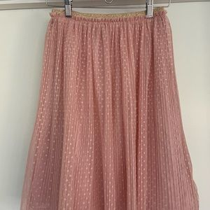 Tulle pink skirt from Epic Threads